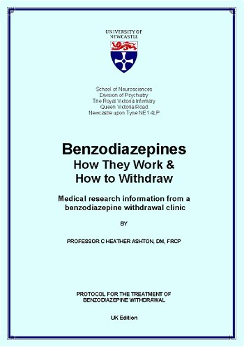 how to come off benzos